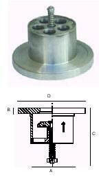 Предохранительный клапан с запорным клапаном fas no 28382
