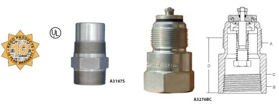 Обратный клапан Rego A3186 2